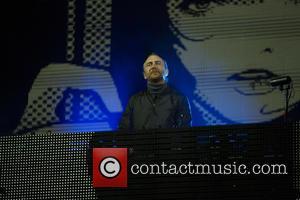 David Guetta - T in the Park - Day 1 - Performances - David Guetta - Strathallen Castle, United Kingdom...