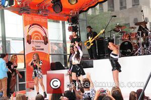 Fifth Harmony at Rockefeller Plaza