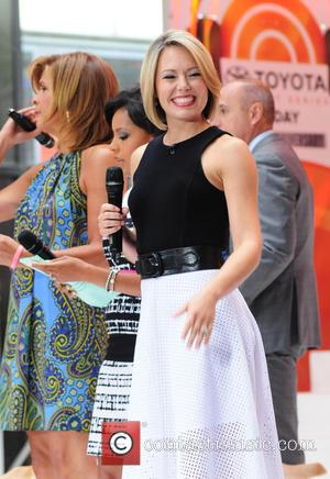 Hoda Kotb and Savannah Guthrie - Fifth Harmony performs live on the 'Today' show at Rockefeller Plaza at Rockefeller Plaza...