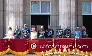 Sophie, Countess Of Wessex, Prince Edward, Earl Of Wessex, Prince William, Duke Of Cambridge, Queen Elizabeth Ii, Prince Philip and Duke Of Edinburgh