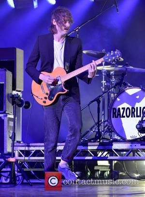 Razorlight and Johnny Borrell