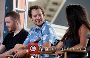 Gabriel Basso, Jacob Zachar and Gabrielle Walsh