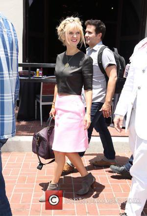 Arden Myrin - San Diego Comic-Con International 2015 - Celebrity Sightings - San Diego, California, United States - Friday 10th...