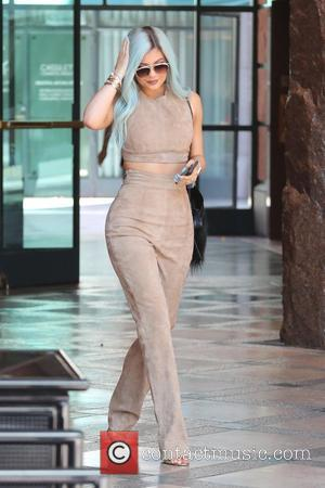 Kylie Jenner at Beverly Hills