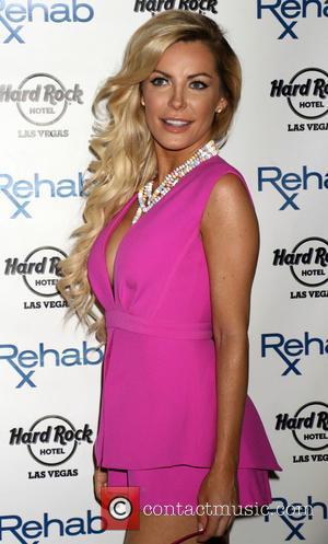 Crystal Hefner - Crystal Hefer DJ's at Rehab Pool inside Hard Rock Hotel & Casino - Las Vegas, Nevada, United...