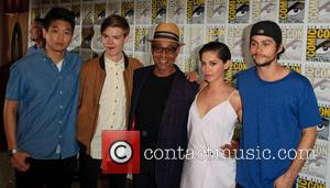 Ki Hong Lee, Thomas Brodie-sangster, Giancarlo Esposito, Rosa Salazar and Dylan O'brein