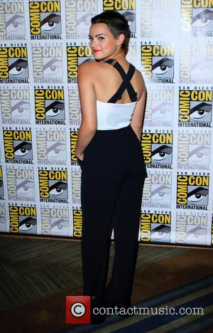Kate mara - San Diego Comic-Con International 2015 - 20th Century FOX Panel - Arrivals - San Diego, California, United...