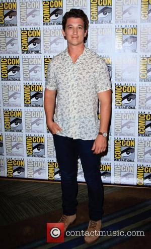 Miles Teller - San Diego Comic-Con International 2015 - 20th Century FOX Panel - Arrivals - San Diego, California, United...