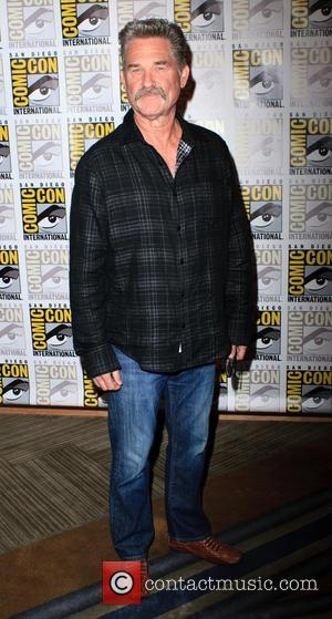 Kurt Russell - San Diego Comic-Con International 2015 - 'The Hateful Eight' - Press Room - San Diego, California, United...