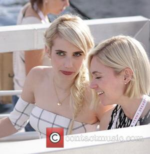 Emma Roberts - Celebrities arrive for an appearance on the TV Guide Magazine's Yacht during the San Diego Comic-Con International...