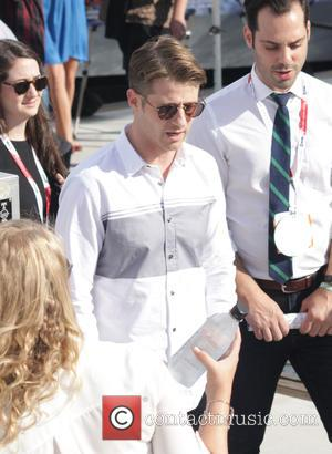 Benjamin McKenzie - Celebrities attend an event held on the TV Guide Magazine yacht during San Diego Comic-Con International 2015...