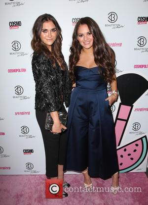 Alyson Stoner and Madison Pettis