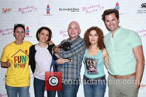 Beth Malone, Judy Kuhn, Michael Cerveris, Bernadette Peters and Andrew Rannells