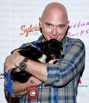 Michael Cerveris - Broadway Barks 17, an annual event to benefit NYC animal shelters and adoption agencies, held in Shubert...