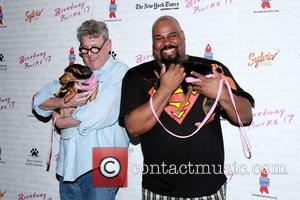 Jonathan Freeman and James Monroe Iglehart