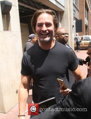 Josh Holloway - San Diego Comic-Con International 2015 - Celebrity Sightings - Hollywood, California, United States - Saturday 11th July...