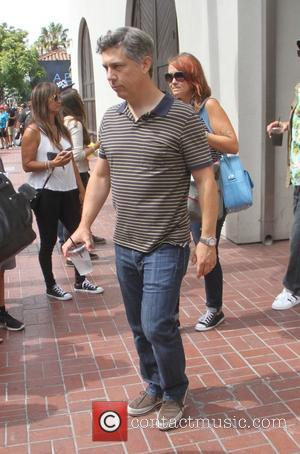 Chris Parnell - San Diego Comic-Con International 2015 - Celebrity Sightings - San Diego, California, United States - Saturday 11th...