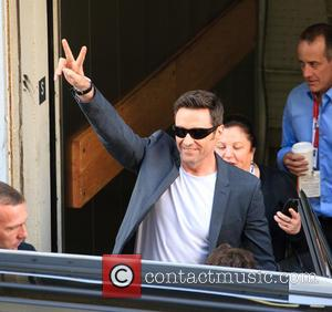 Hugh Jackman Flying High As Qantas Ambassador