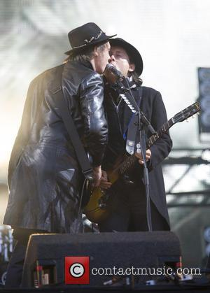 The Libertines - T in the Park 2015 - Day 2 - Performances - Strathallen Castle, United Kingdom - Saturday...