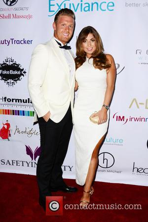 Abigail Clarke and Guest - White Party & Beauty Party in aid of Katie Piper Foundation at Home House -...