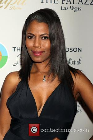 Omarosa Manigault-Stallworth - 2015 Coach Woodson Las Vegas Invitational Pairings Party held at Lavo Nightclub inside Palazzo Hotel & Casino...