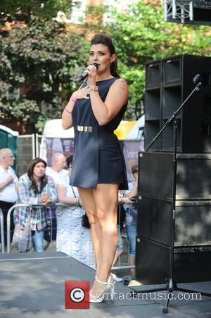 Kym Marsh - Sparkle - the National Transgender Celebration - Day 3 - Manchester, United Kingdom - Sunday 12th July...
