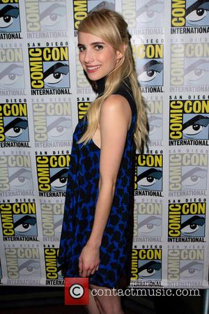 Emma Roberts - San Diego Comic-Con International 2015 - 'Scream Queens' - Photocall - San Diego, California, United States -...