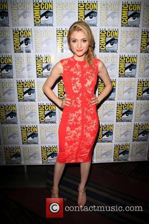 Skyler Samuels - San Diego Comic-Con International 2015 - 'Scream Queens' - Photocall - San Diego, California, United States -...