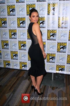 Mia Maestro - San Diego Comic-Con - 'The Strain' - Photocall - San Diego, California, United States - Sunday 12th...