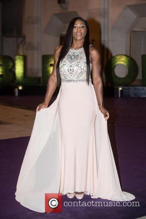 Serena Williams - Wimbledon Champions' Dinner held at the Guildhall - Arrivals. - London, United Kingdom - Sunday 12th July...