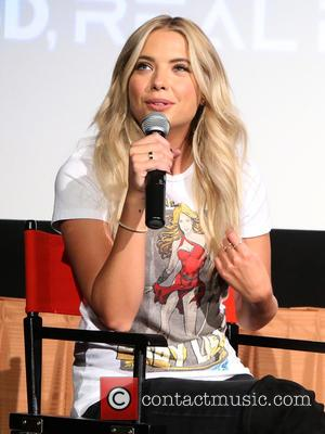 Ashley Benson - BeautyCon and Ashley Benson host a special fan screening of 'Pixels' at Pacific Theatres at The Grove...