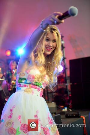 Joss Stone - Cornbury Music Festival 2015 - Day 3 - Performances at Cornbury Music Festival - Oxfordshire, United Kingdom...