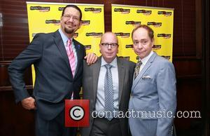 Penn Jillette, Mike Jones and Teller