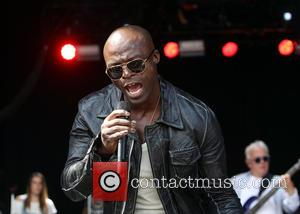 Seal - Cornbury Music Festival 2015 - Day 3 - Performances at Great Tew Estate, Cornbury Music Festival - Oxfordshire,...
