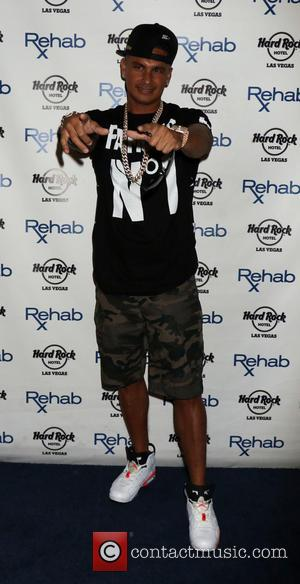 Paul DelVecchio and Pauly D - DJ Pauly D at REHAB at Hard Rock Hotel and Casino - Las Vegas,...
