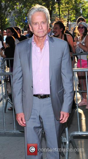 Michael Douglas To Return Mother's Ashes To Bermuda