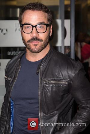 Jeremy Piven - Jeremy Piven pictured leaving the Radio 1 studio after appearing as a guest on the Nick Grimshaw...