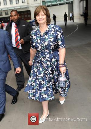 Cherie Blair - Cherie Blair at the BBC - London, United Kingdom - Monday 13th July 2015