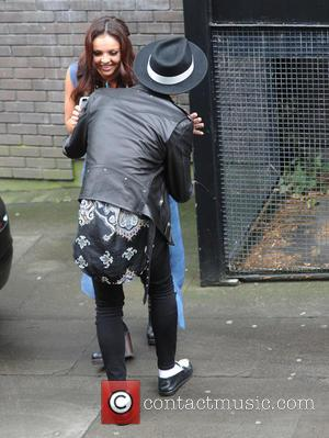 Jesy Nelson and Jake Roche - Celebrities at the ITV studios - London, United Kingdom - Monday 13th July 2015