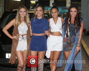 Little Mix, Leigh-anne Pinnock, Jade Thirlwall, Jesy Nelson and Perrie Edwards