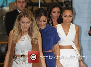 Perrie Edwards, Leigh-anne Pinnock, Jesy Nelson. and Jade Thirlwal