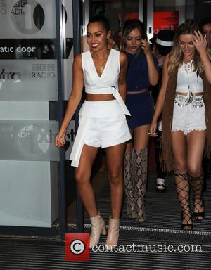 Little Mix and Leigh Anne Pinnock