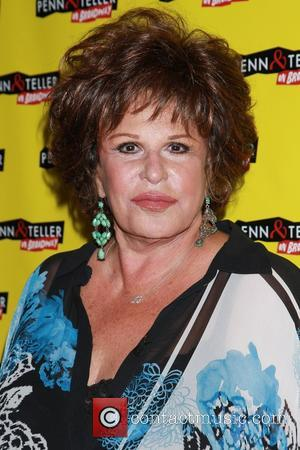Lainie Kazan - 'Penn & Teller on Broadway' opening night - Arrivals at Marquis Theatre, - New York, United States...