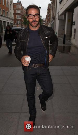 Jeremy Piven - Celebrities at BBC Radio 1 at BBC Portland Place - London, United Kingdom - Monday 13th July...
