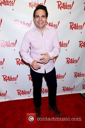 Mario Cantone - Opening night for Ruthless at St. Luke's Theatre - Arrivals. at St. Luke's Theatre, - New York...