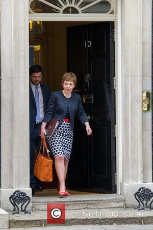 Seal - Weekly Cabinet Meeting held at Downing Street,...