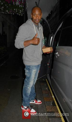 Dave Chappelle - Celebrities at the Chiltern Firehouse - London, United Kingdom - Tuesday 14th July 2015