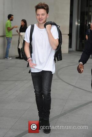 Conor Maynard - Conor Maynard out and about in London - London, United Kingdom - Tuesday 14th July 2015