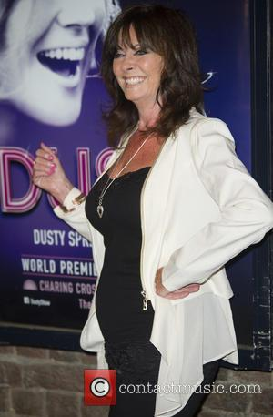 vicki michelle - 'Dusty Springfield' VIP night at Charing Cross Theatre - London, United Kingdom - Tuesday 14th July 2015