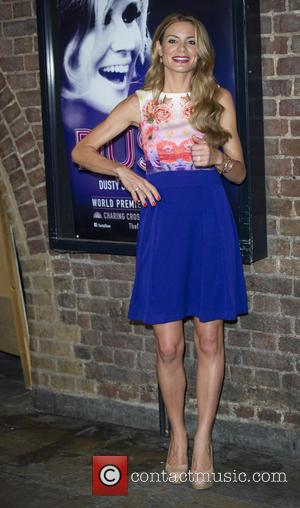 charlotte jackson - 'Dusty Springfield' VIP night at Charing Cross Theatre - London, United Kingdom - Tuesday 14th July 2015